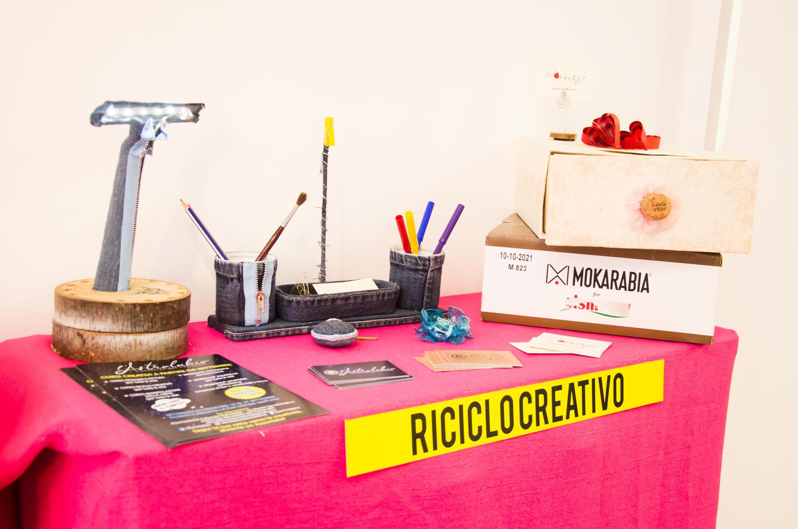 Open Day – Si riparte con la creatività